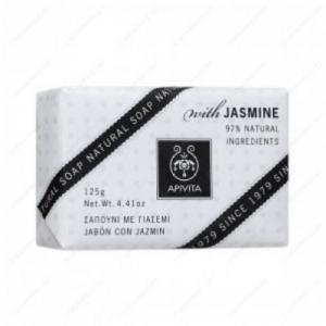 Apivita Natural Soap with Jasmine 125gr