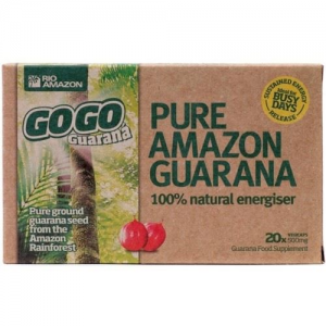 Rio Amazon Pure Amazon Guarana 20 κάψουλες