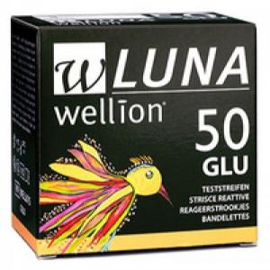 Wellion LUNA Duo 50 ταινίες μέτρησης σακχάρου