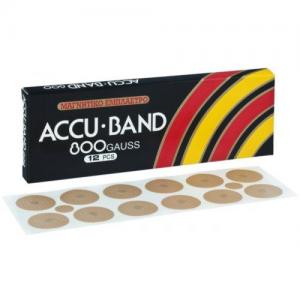 Accu Band 800 Gauss, Μαγνητικό έμπλαστρο 12 τεμάχια