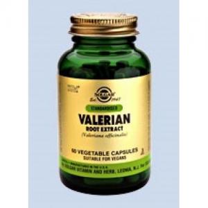 Solgar VALERIAN ROOT EXTRACT veg.60s