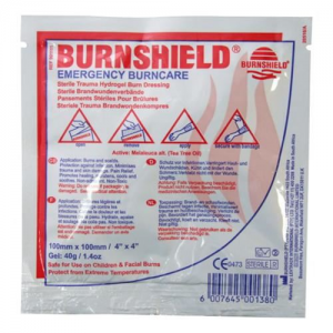 Burnshield Emergency Burncare 10 x 10cm