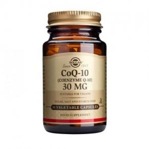 Solgar Coenzyme Q-10 30mg 30Caps