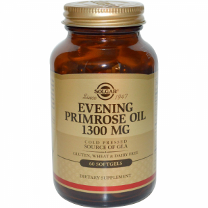 Solgar Evening Primrose Oil, 1300 mg, 30 Softgels