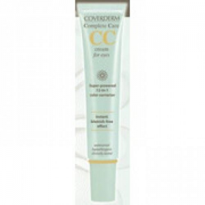 Coverderm Complete Care CC Cream for eyes SPF 15 Soft Brown 15ml