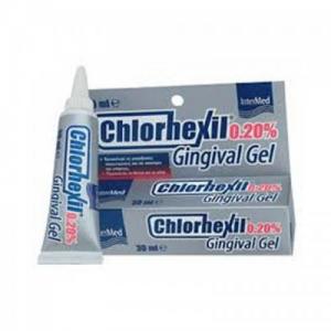 Chlorhexil 0.20% Gingival Gel 30ml