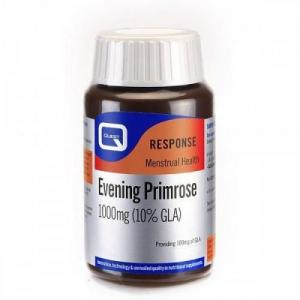 Quest EVENING PRIMROSE OIL 1000mg  plus natural vitamin E 90caps
