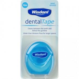 Wisdom Dental Tape  50meter