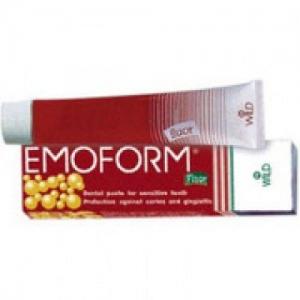 Emoform Fluor Swiss Pasta 50gr
