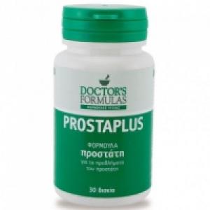 Doctor's Formulas Prostaplus Φόρμουλα Προστάτη 30 δισκία