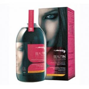 My Elements Beautin Collagen Μανγκο-Πεπονι  500ml