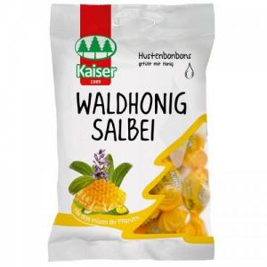 Kaiser Waldhonig Salbei, Καραμέλες για τον Βήχα Φασκόμηλο και Μέλι 75gr