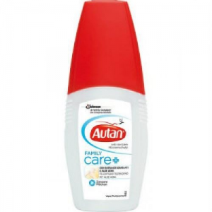 Autan Family Care Lotion Aloe Vera απωθητικό κουνουπιών 100ml