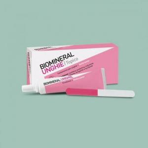 Biomineral Unghie Γαλάκτωμα για τα Εύθραυστα Νύχια, 20ml