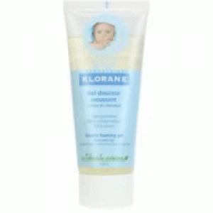 Klorane Bebe Shampooing Demelant Σαμπουάν για την ευαίσθητη βρεφική τρίχα 200ml