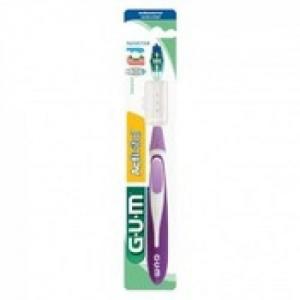Gum Activital Compact Soft 581, Οδοντόβουρτσα, Κλινικά αποδεδειγμένη για μείωση της ουλίτιδας,