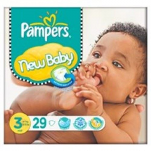 Pampers New BabyPremium Protectin Midi No3 (4-7kg) 29 τμχ