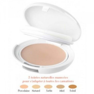 Avene Couvrance Compact Oil Free  SPF 30+ 10gr Sable 03