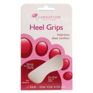 Carnation Heel Grips Αυτοκολλητα Προστατευτικα Παπουτσιου