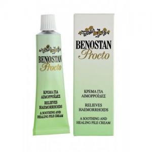 Benostan Procto φυτική θεραπεία  για αιμορροΐδες 28gr
