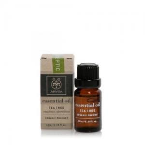 Apivita Essential Oil Τea Tree 10ml