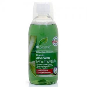 Dr.Organic Aloe Vera Mouthwash 500ml