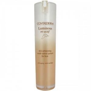 COVERDERM Luminous Skin Whitening Multi-Valent System for Face SPF 15 (30 ml)