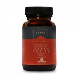 TERRA NOVA Green Purity 40gr
