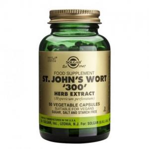Solgar St. John's Wort Herb Extract 175mg veg. caps