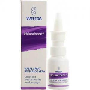 Weleda Rhinodoron ρινικό σπρέι με Aloe vera 20 ml