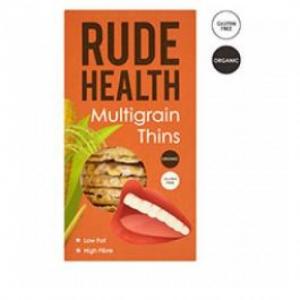 Rude Health Πολύσπορες Thins Βιολογικά 160 γρ