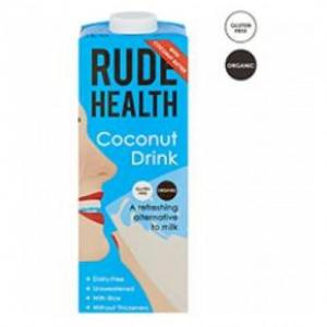 Rude Health Γάλα καρύδας Βιολογικά 1LT