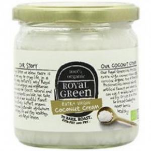 Royal Green Οργανική Extra παρθένα ψύχα καρύδας 325ml