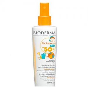 Bioderma Photoderm Spray KId spf 50 Μέγιστη φωτοπροστασία για ευαίσθητο δέρμα των παιδιών 200ml