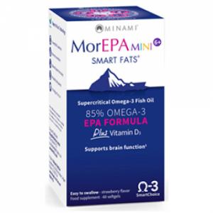 MINAMI - MorEPA Mini Smart Fats Ω3 6+ - 60softgels