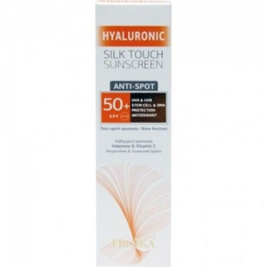 Froika Hyaluronic Silk Touch Sunscreen Anti-Spot SPF50 40ml