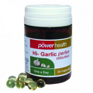 POWER HEALTH Garlic One A Day caps 30s