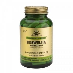 SOLGAR BOSWELLIA RESIN EXTRACT veg.60s