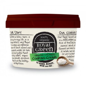 Am Health Royal Green odourless Coconut cream 250gr