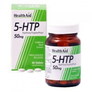 Health Aid L-5 Hydroxytryptophan 50mg tablets 60's