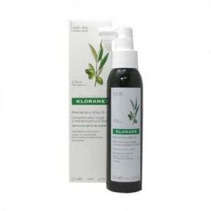Klorane Anti-Age Concetre sans Rincage d' Olivier Αντιγηραντικός Συμπυκνωμένος Ορός Μαλλιών χωρίς Ξέβγαλμα με Ελιά Πελοποννήσου, 125 ml