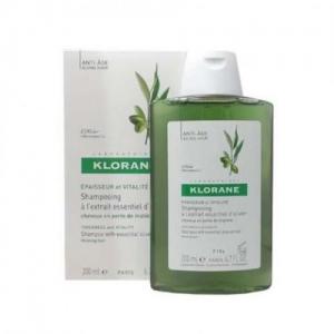 Klorane Anti-Age Shampooing d' Olivier Αντιγηραντικό Σαμπουάν με Ελιά Πελοποννήσου, 200 ml