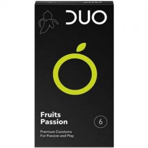 Duo Premium Fruits Passion 6τμχ