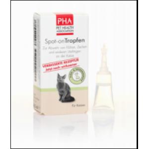 PHA αντιπαρασιτικές αμπούλες για γάτες 4,5ml