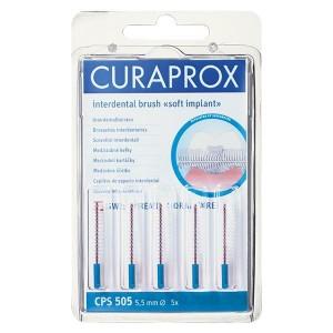 Curaprox Μεσοδόντιο Βουρτσάκι Soft Implant 505