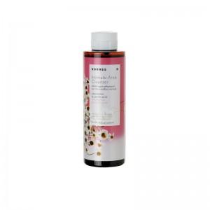 Korres Intimate Area Cleanser Υγρό Καθαρισμού Ευαίσθητης Περιοχής με Χαμομήλι & Lactic Acid 1x 250ml