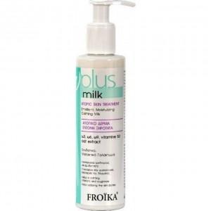 Froika Ωμέγα Plus Milk, 200ml .Ενυδατικό, μαλακτικό γαλάκτωμα προσώπου & σώματος.