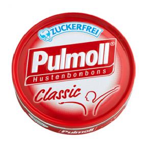 Pulmoll  Classic με γευση Γλυκοριζας 50gr