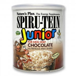 Nature's Plus, SpiruTein Junior Chocolate, 495gr
