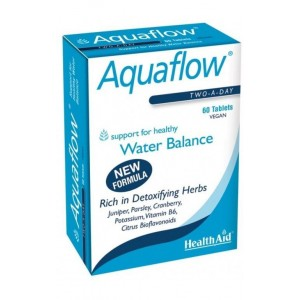 Health Aid Aquaflow  Vegetarian tablets 60s -blister